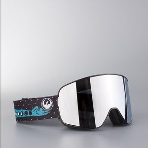 Forrest Bailey Dragon NFX2 Goggles extra lenses
